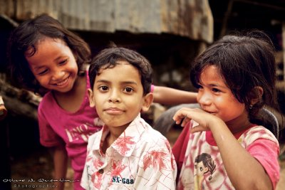 Enfants du Cambodge