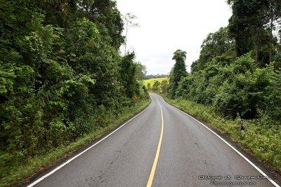 Khao Yai Road - Thailand