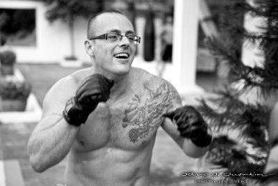 Pierre from Fitness and boxing resort Sihanoukville