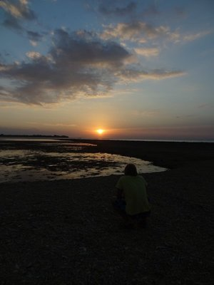 Sunset at Meno