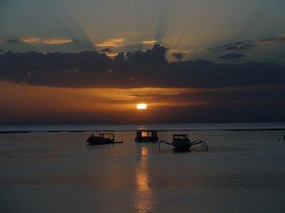 Nusa Lembongan - Sunset