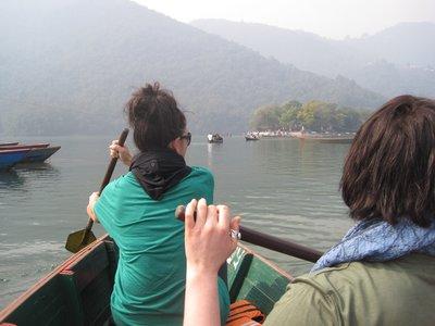 Canoeing the Fawa
