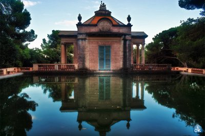 The Pavilion - Parc del Laberint D&#39;Horta