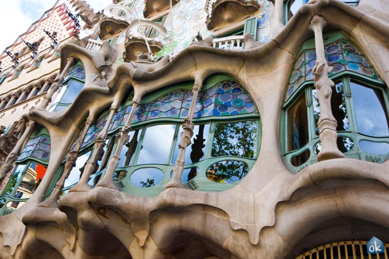 Casa Batlló 3