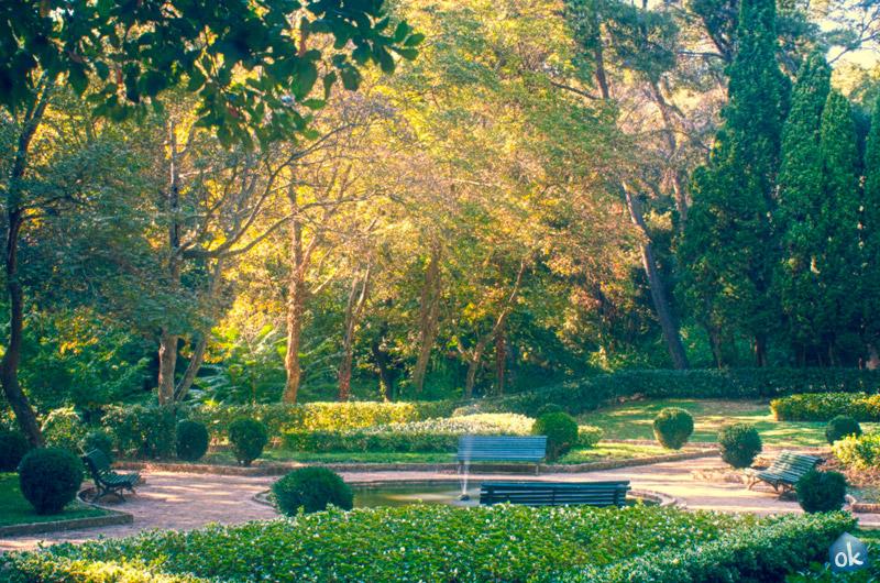 Romantic Garden D'Horta