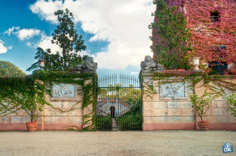 Boxwood Gardens D'horta