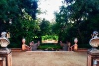 Parc del Laberint D'Horta - Stairway to the Labyrinth