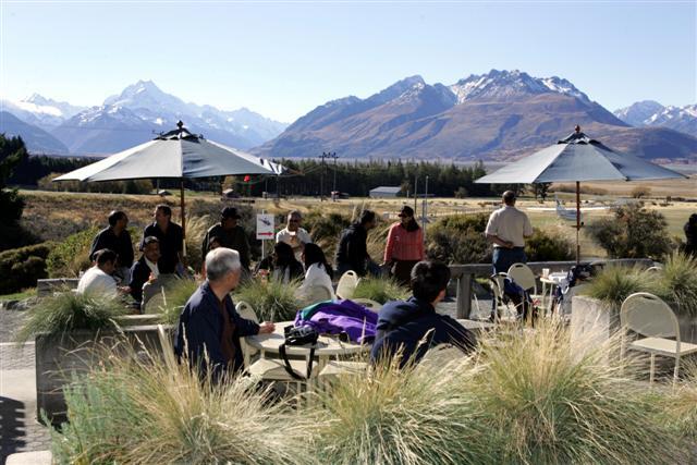 Glentanner Park Centre Mount Cook