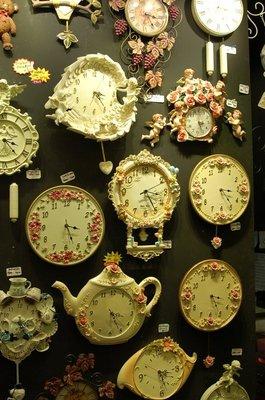 Wall Clocks, CHATUCHAK Market