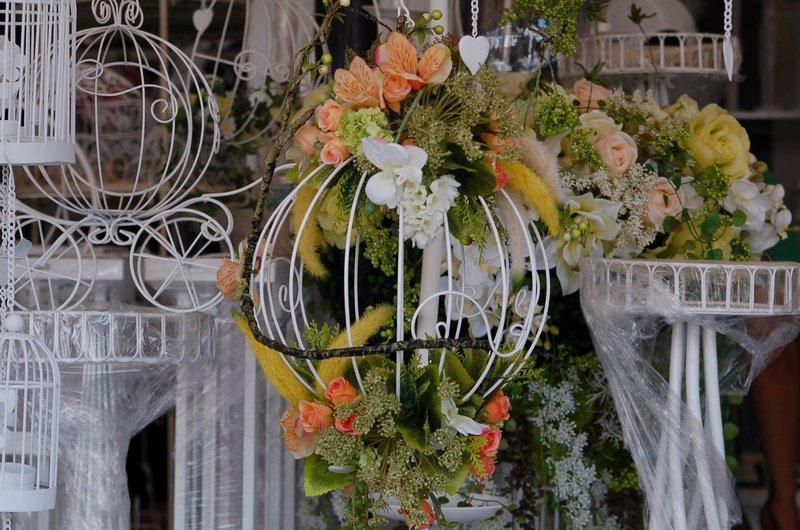 wedding section, CHATUCHAK Market