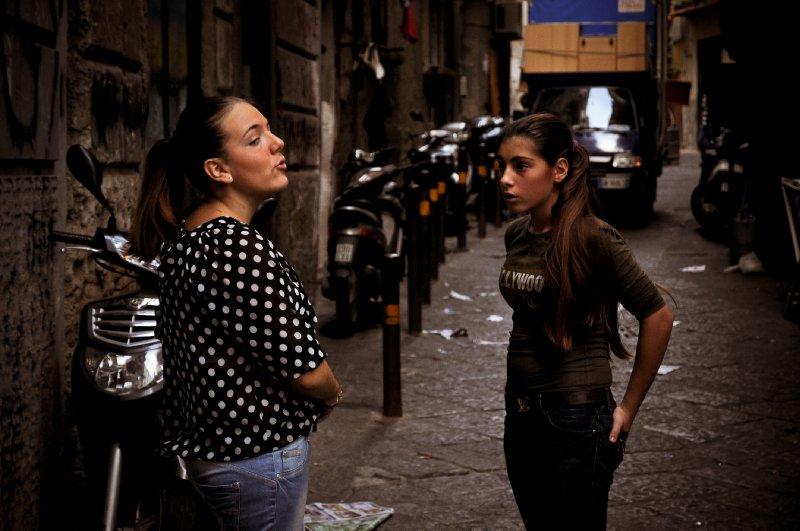 Naples, October 2012