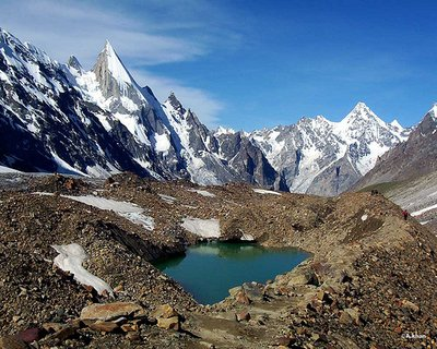Trekking in Pakistan