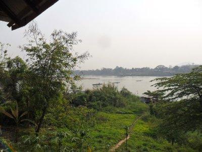 Huay Xai view