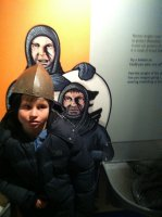 Viking museum - York