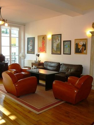 Paris apartment rentals, Paris luxury apartments