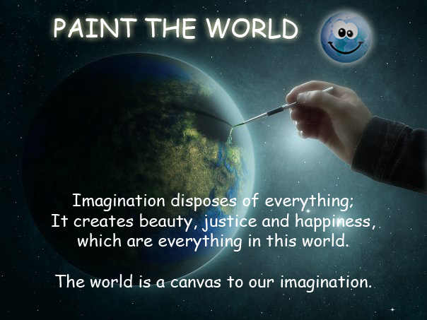 Paint the world
