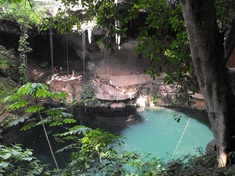 Cenote Zaci