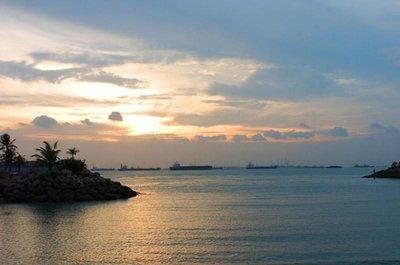 Sentosa-Island,-Singapore