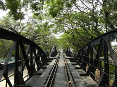 The Bridge on the River Kwae