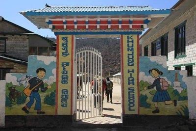 Khumjung School