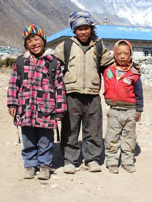 Little Stars of Dingboche