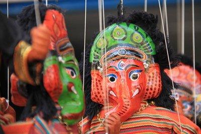 Puppets of Thamel