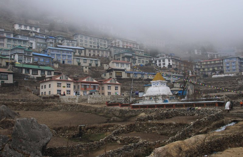 Misty Namche