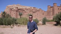 The Kasbah of Ait Benhaddou