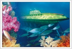 submarine ride around Jeju Island