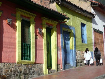 Coup de coeur Bogota...