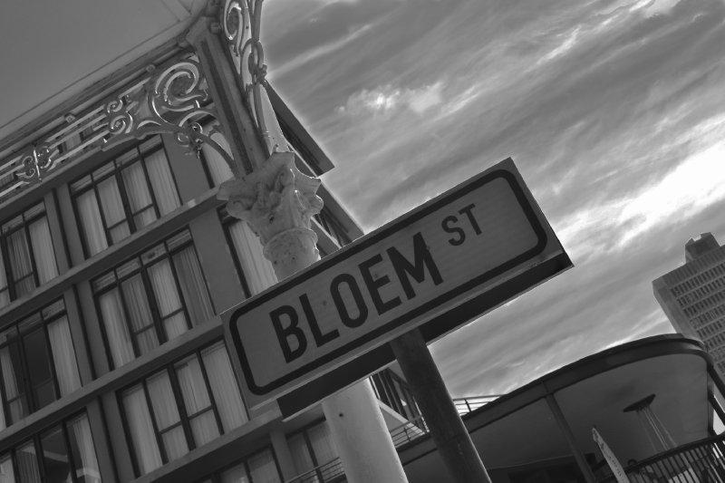Cape town Bloem