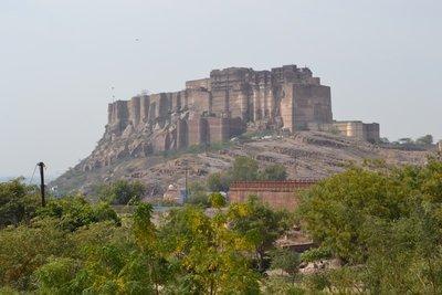 Mehrangarh Fort 1