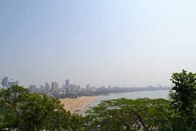 View from Malabar Hill