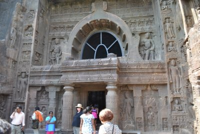 Ajanta Caves temple