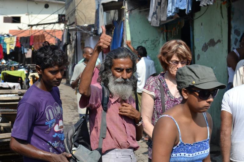 Dhobi ghat visit
