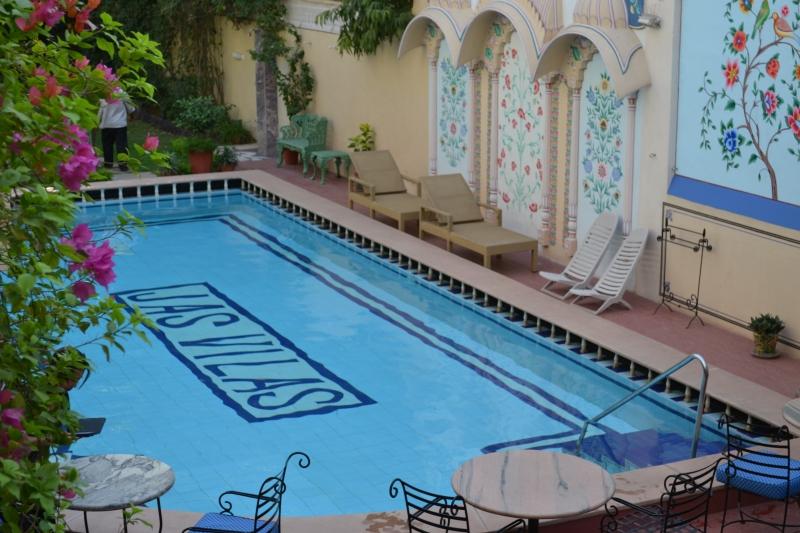 Jas Vilas Hotel in Jaipur
