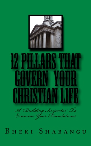 "12 Pillars That Govern  Your Christian Life: A ""Building Inspector"" To Examine Your Foundations"