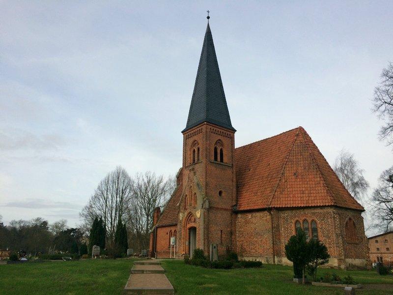 Lüssow Evangelische Gemeinde