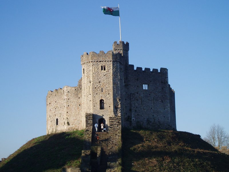The Keep in Cardiff