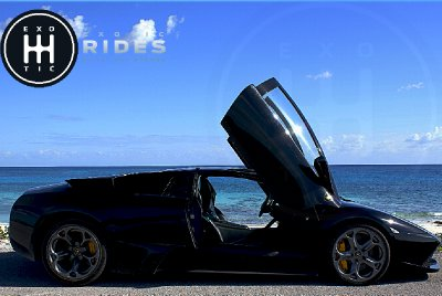 Drive a Lamborghini Murcielago LP640 at Cancun in a Private Race Track