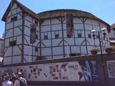 The GlobemTheatre in London