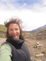 It's windy in Patagonia
