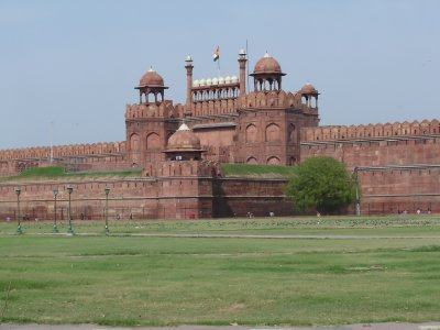 The Red Fort, Old Delhi