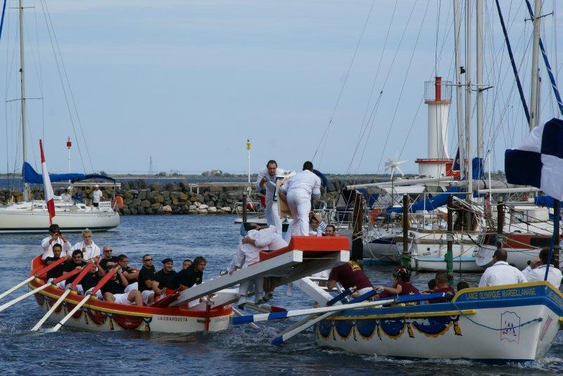Boat Jousting