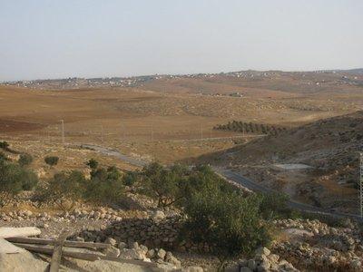 AtTuwani encroaching settlements