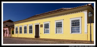 historical house at Lapa