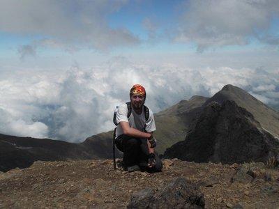 Rucu Pcihincha peak