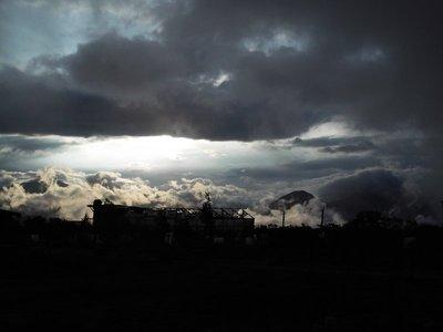 Sunset over Rhiannon