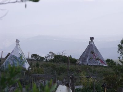 Teepees
