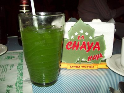 Chaya drink